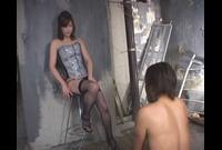 熟女の顔騎手コキ(3)